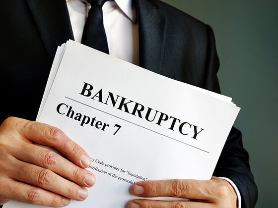 Chapter 7 Bankruptcy Lawyer Glendale, AZ