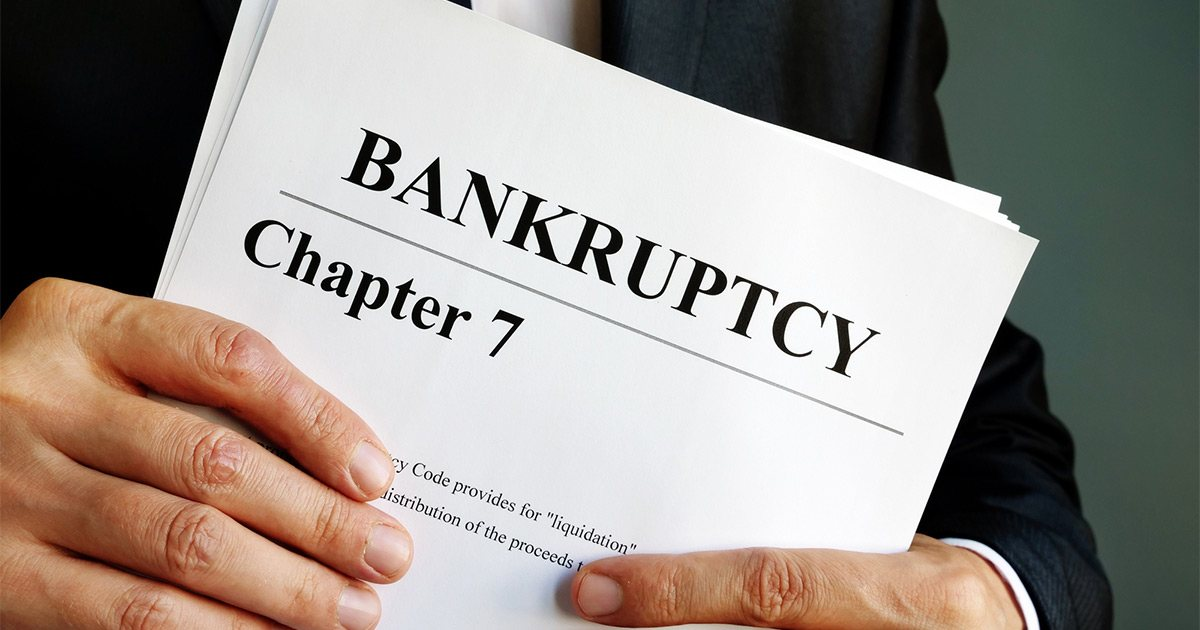 Personal Chapter 7 Bankruptcy vs Business Chapter 7 Bankruptcy